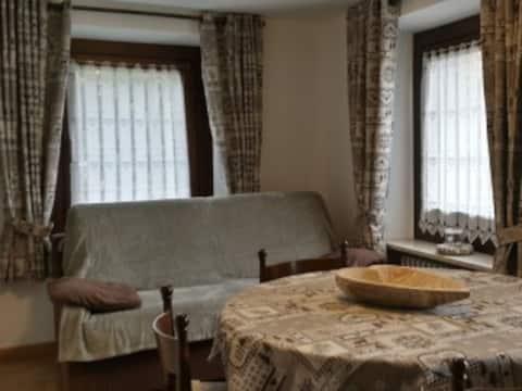 Maison di Luisa Stella Alpina