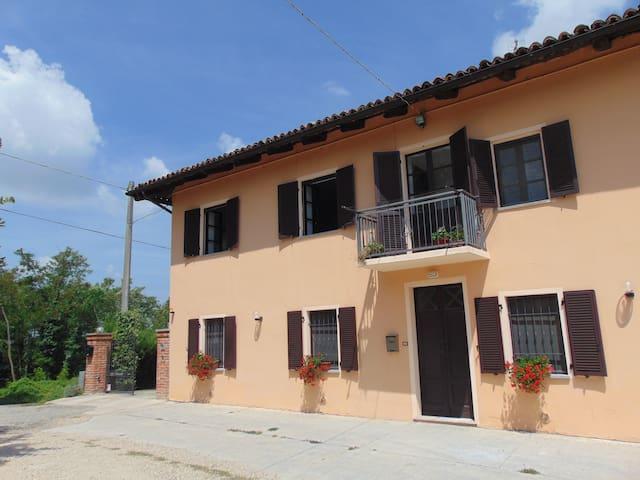 Neive splendido soggiorno in Langa - Neive - Apartamento