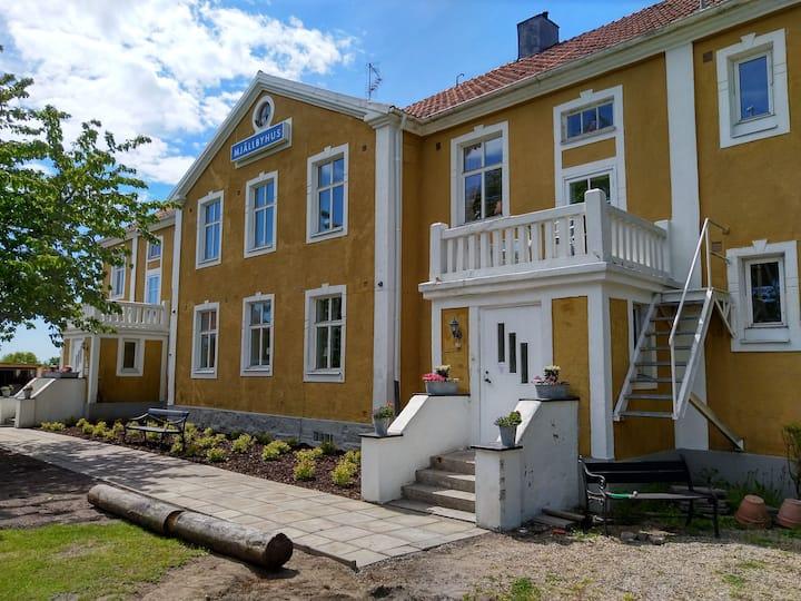 Mjällbyhus Pensionat & Stugby