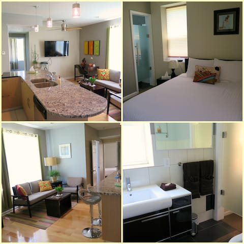 Hi-Pointe-DeMun Apartment