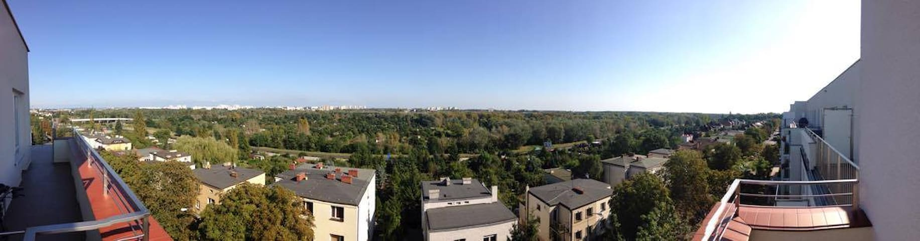 Lux/Comfort Apartment in Poznan with Gorgeous View - Poznaň - Byt