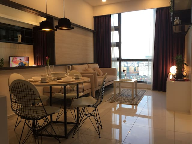 Luxury living at the heart of KL
