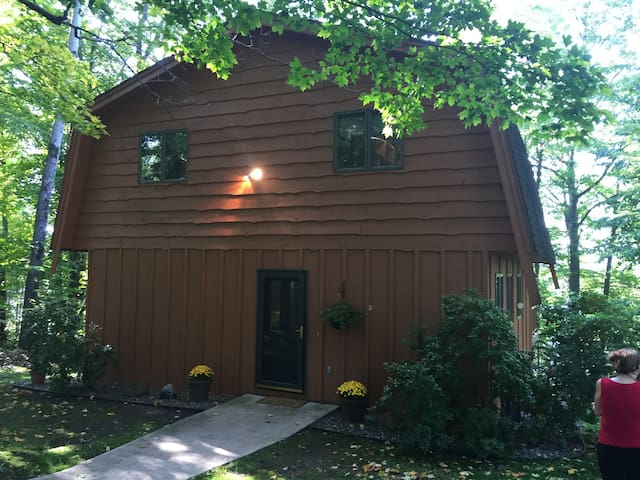 Easy access to spacious, year-round home