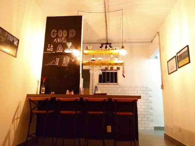 Good Trip - Apartamento inteiro no centro de BH