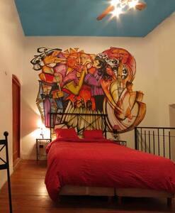 Cucha Tanguera - Room 2 (PB) - Buenos Aires - Bed & Breakfast