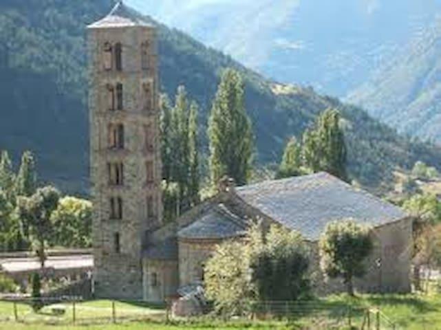 Vall de Boí - Cuna del Románico  - la Vall de Boí
