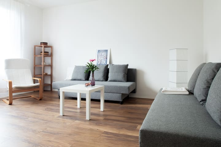 *new* cozy apartment in moabit