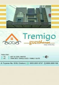 Tremigo Guest House - Family  Suite Room - Kedawung - Pensione