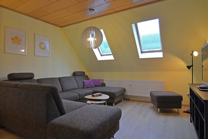 Modern Apartment in Düdinghausen near Ski Area