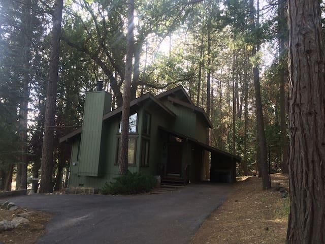 CountryBear Cabin,Pine Mtn Lake,Groveland,Yosemite