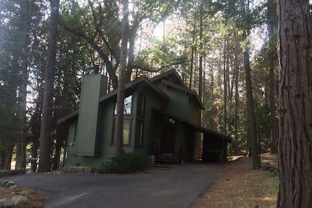 CountryBear Cabin,Pine Mtn Lake,Groveland,Yosemite - Groveland - House
