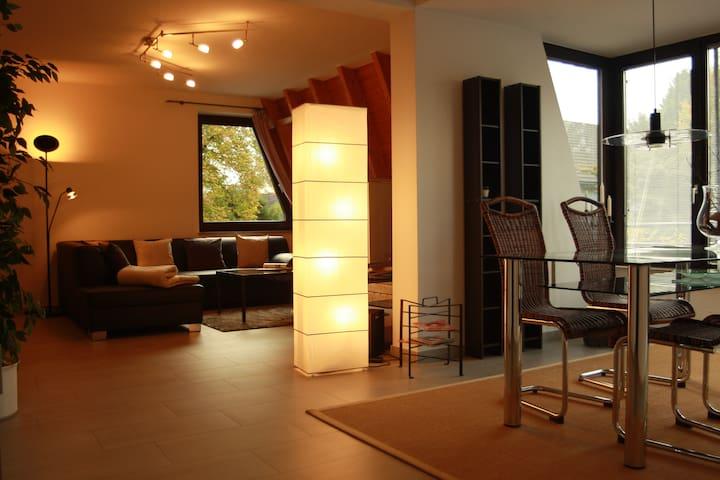 Köln Nähe - logieren & wohlfühlen Messe/Mediterana - Bergisch Gladbach - Apartment
