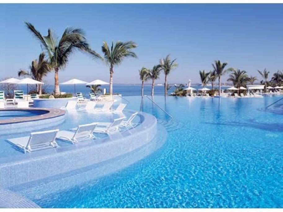 piscina de día