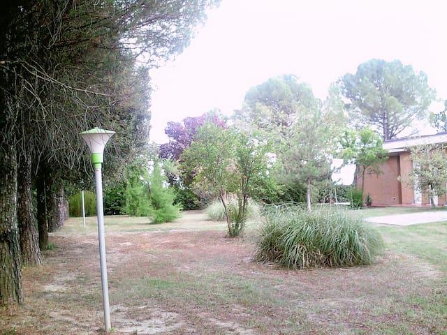 Casa piano giardino. - Marsciano - House