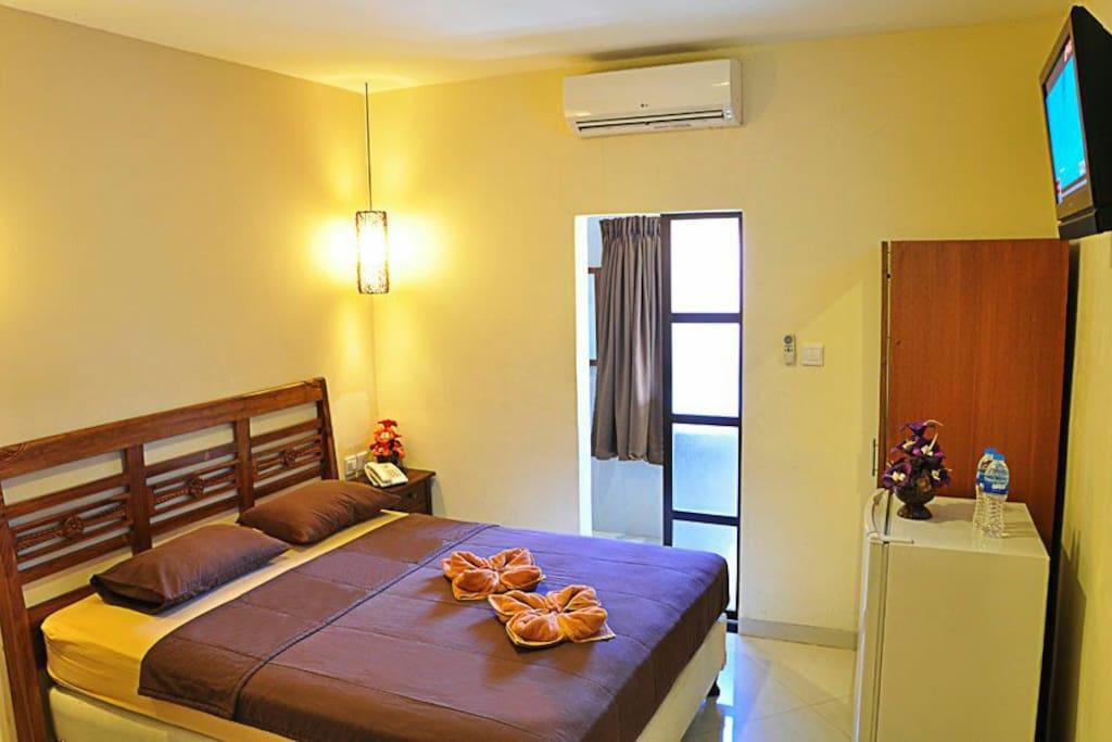 Matahari h tel conomique kuta chambres d 39 h tes for Hotel economique