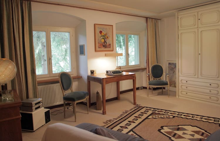 Very large room in the countryside! - Holderbank
