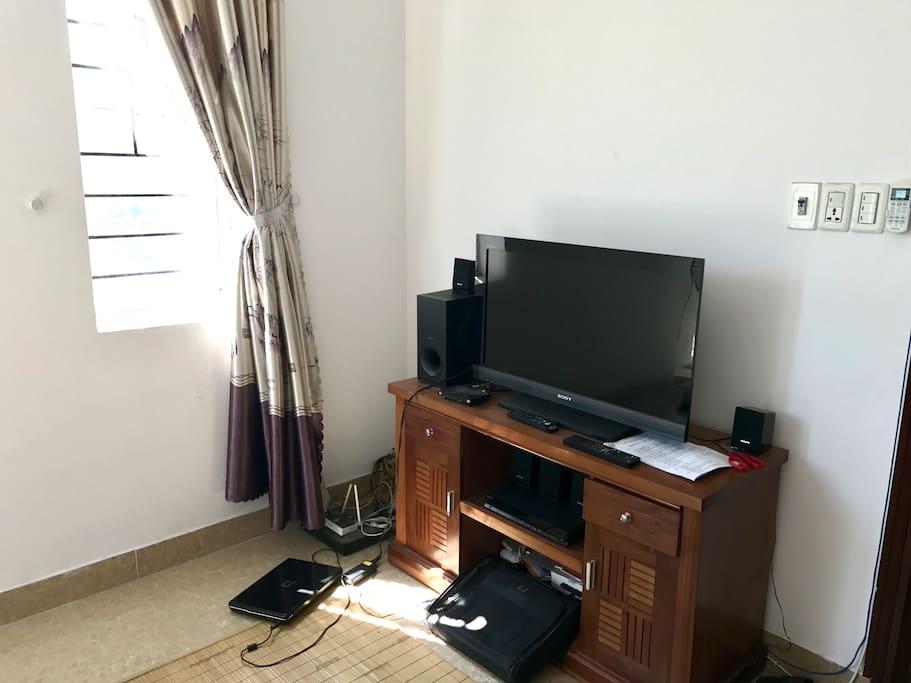 Room no.1 - 2nd floor
