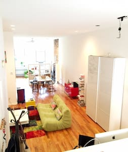 Charming loft in Carroll Gardens - Brooklyn - Loft