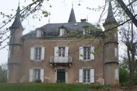 Château à Marcillac la Croze - Marcillac-la-Croze - Hus