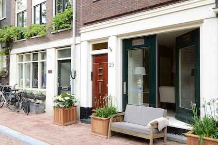 Canal view appartment Jordaan!!!