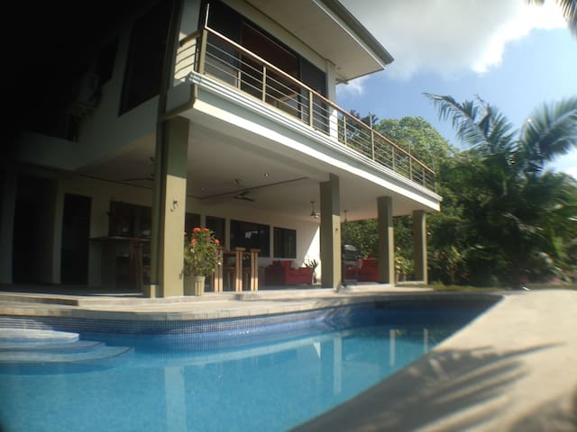 Ocean View, Private Pool, Wildlife! - Manuel Antonio