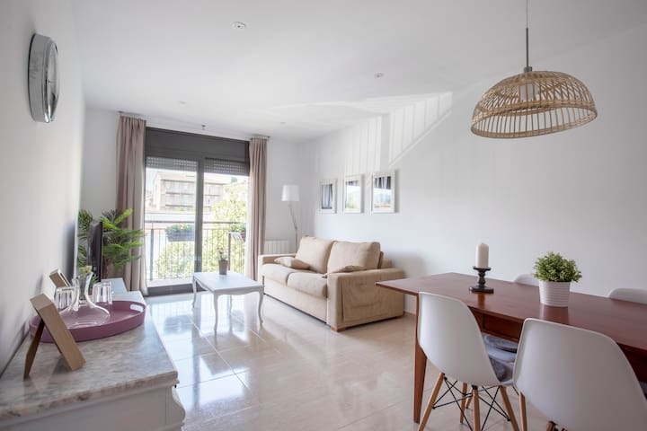 Apartament among volcanes in Olot - Olot - อพาร์ทเมนท์