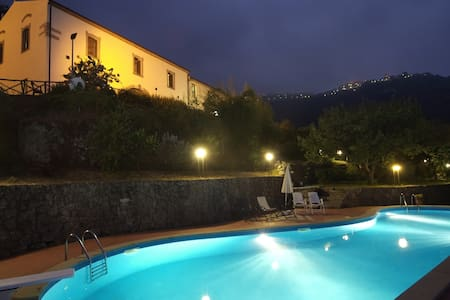 RELAX E NATURA - SAN SALVATORE DI FITALIA - Bed & Breakfast