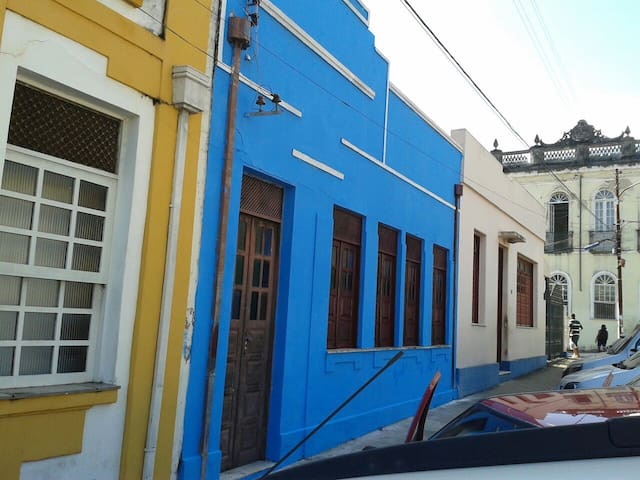 aluguel temporada - Cachoeira - Casa