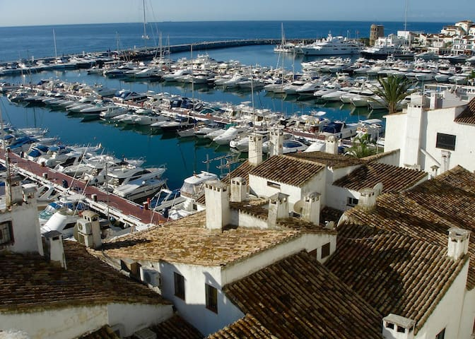 Panoramic Oceanview, Luxury Penthouse - Pto. Banus