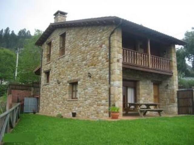 Hermosa casa rural de piedra cerca de Villaviciosa - Villaviciosa - House