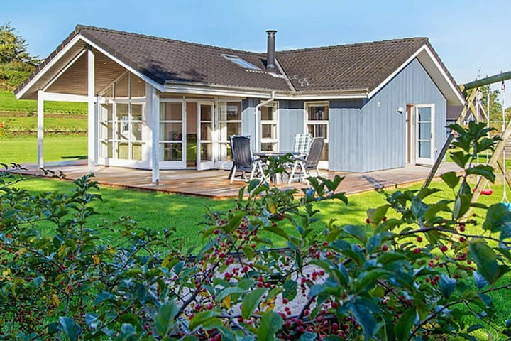 Cozy Holiday Home in Lemvig with Terrace