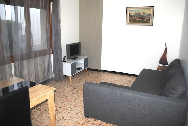 Appartement en maison proche des stations