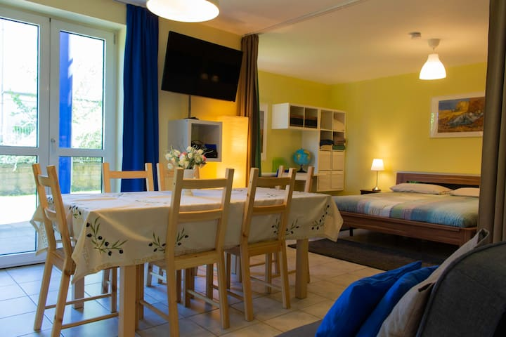 Wonderful Apartment With Great Location 6 Guests