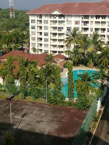 Ocean View Resort, PD (Rent/Homestay) - Teluk Kemang - Departamento