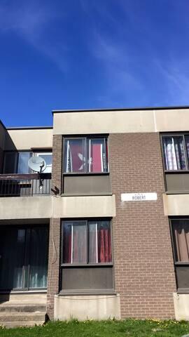best day ever - Montréal - Apartment