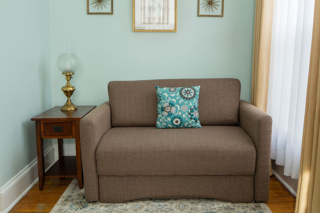 Room 2 - Pull-out sofa