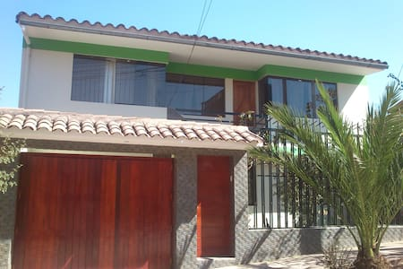 Cusco Family House.