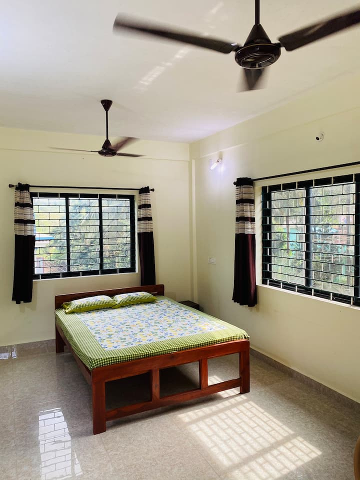 Apartment for 2 guests at ashwem beach