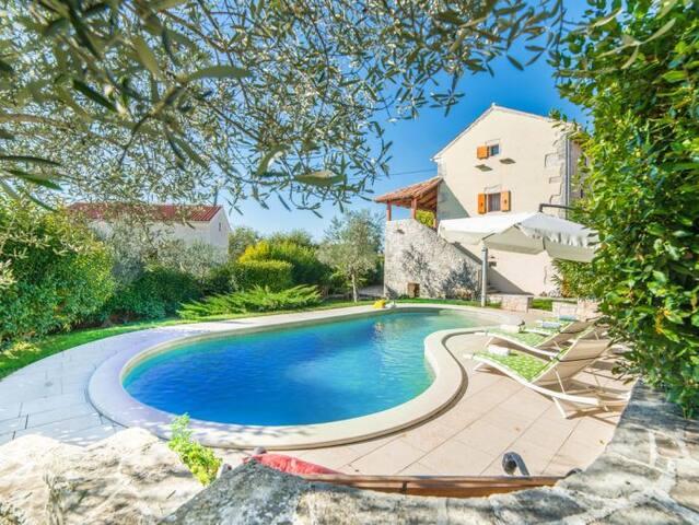 Villa Vanessa - Bicici, Pula, Istria, Croatia - Bičići - 別荘