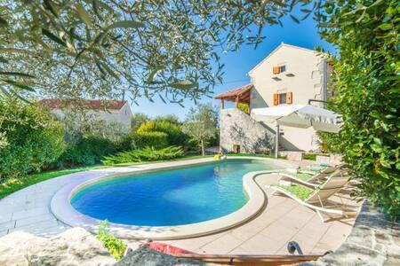 Villa Vanessa - Bicici, Pula, Istria, Croatia - Bičići - 别墅