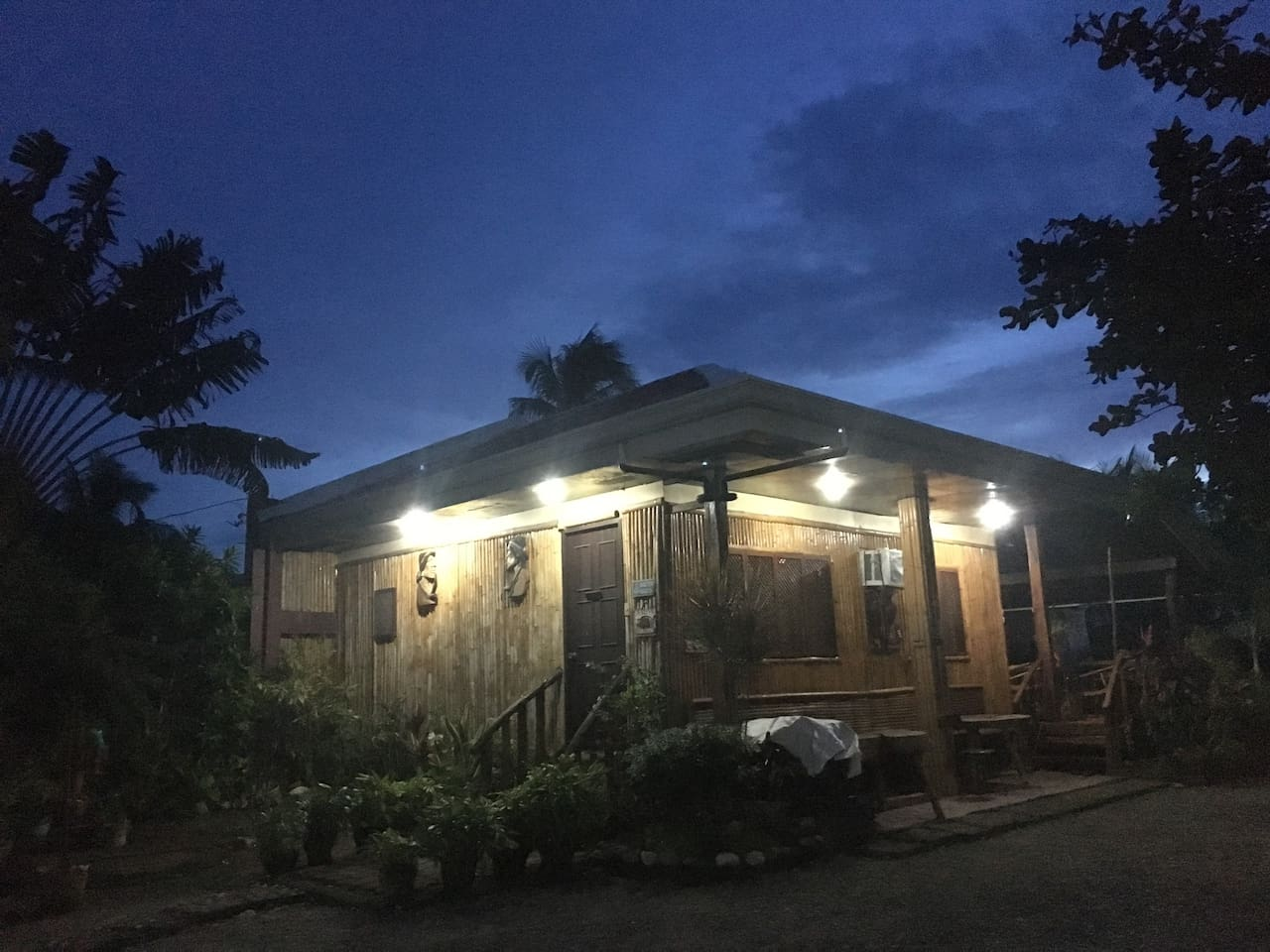 This is our modern bahay-kubo which can comfortably accommodate a family of 4-6 people.