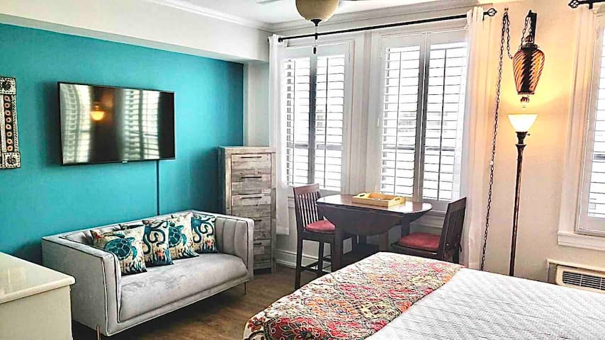 Tropical Blue -(sleep number bed come January 1)