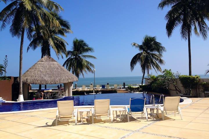 Departamento de lujo en la Playa - Boca del Río - Apartmen