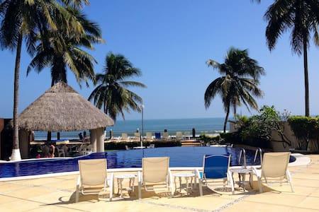 Departamento de lujo en la Playa - Boca del Río - Daire