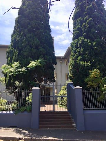 Laidback, Leafy Cape Town Apartment