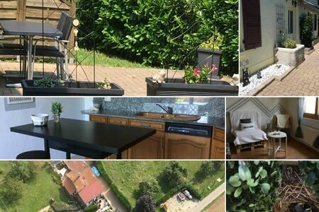 Appart. 45 m2 Domaine du Bochet à 10min d'Yverdon