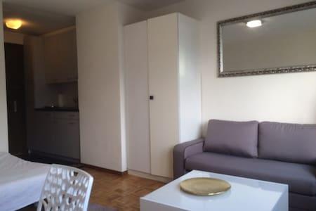 Studio individuel centre de Montreux - Appartement en résidence