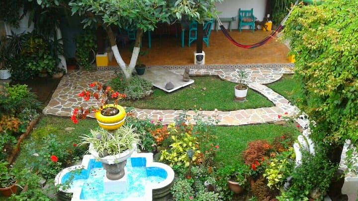 Peaceful Antigua Home | Relax in a Garden Oasis