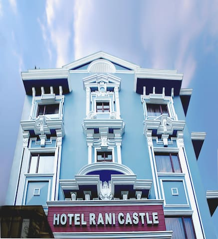 Hotel Rani Castle is the ideal home away from home