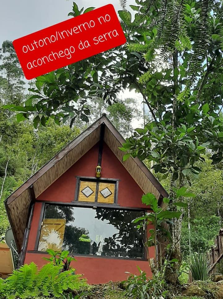 Chalé Terracota,  natureza+paz . SitioRanchoPakerê